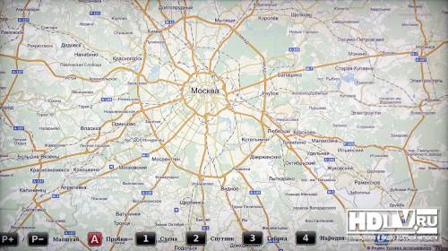 Обзор приложения «Яндекс.Карты» для Dune HD