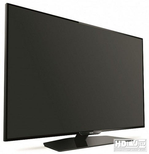 Новые HDTV Philips PFH5300