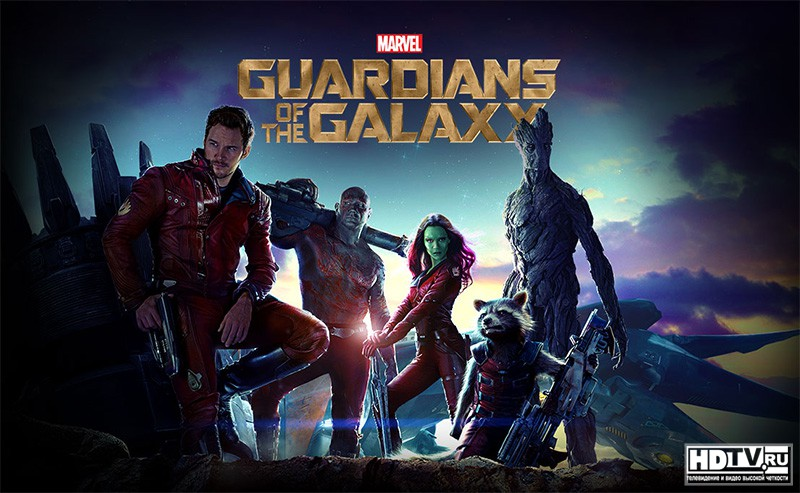 Guardians of the Galaxy - watch stream online