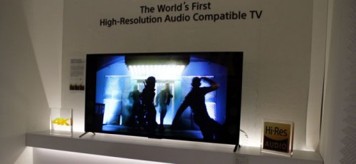 Sony переходит на HD аудио в телевизорах и саундбарах