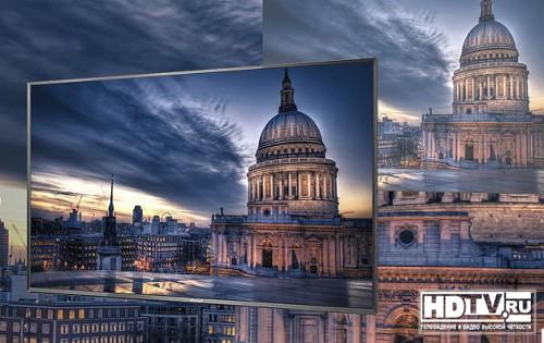 Новые телевизоры Panasonic появляются в России