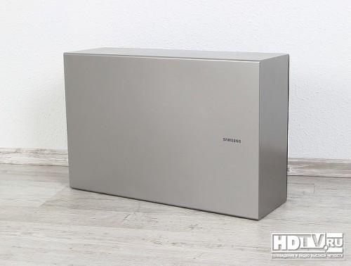 Изогнутый саундбар Samsung HW-J7501